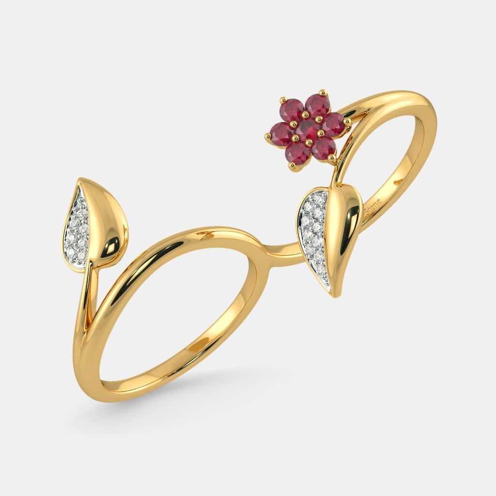 The Ainsley Two Finger Ring  Bluestonem. Coiled Snake Rings. Coconut Engagement Rings. Birthstone Color Wedding Rings. Shsu Rings. Maori Wedding Rings. Cocktail Wedding Rings. Ultimate Engagement Rings. Lithuanian Engagement Rings