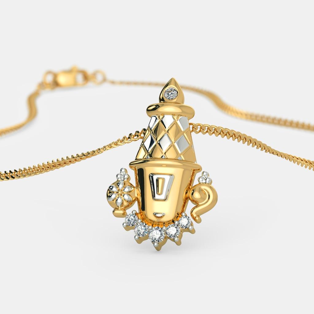 The divine balaji pendant bluestone the divine balaji pendant aloadofball Image collections