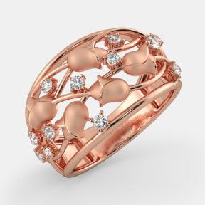 The Exquisite Tulip Ring