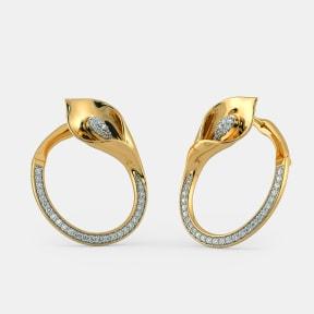 The Ashlen Hoop Earrings