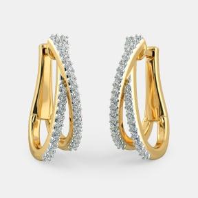 The Anaya Hoop Earrings