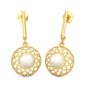 The Mathilda Drop Earrings