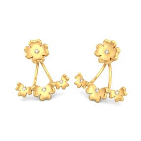 Neisha Front Back Earrings