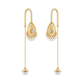 The Dewy Pearl Earrings