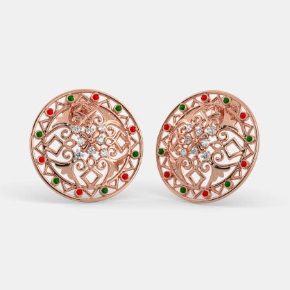 The Lanette Stud Earrings
