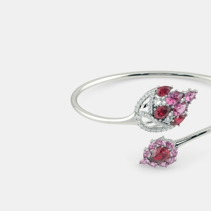 The Bloom Twister Bangle