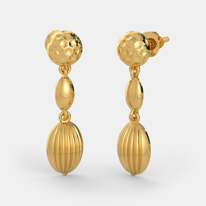 The Chetana Drop Earrings