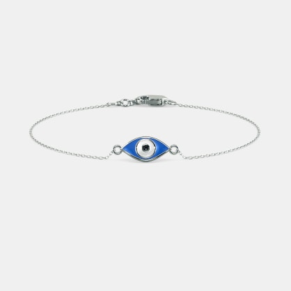 The Felice Evil Eye Rakhi