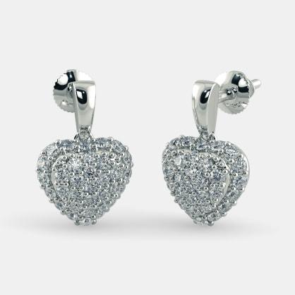The Enchanted Love Earrings