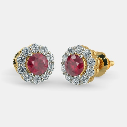 The Amulya Stud Earrings