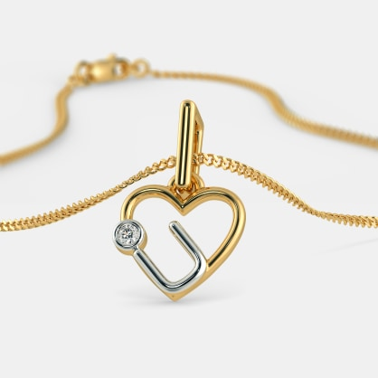 The Love For You Pendant