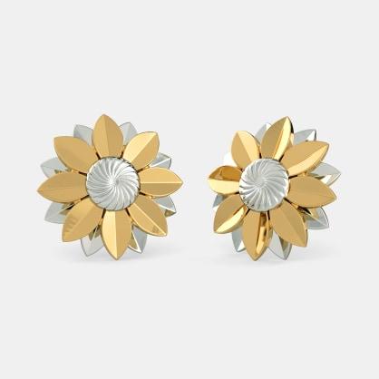 The Octo Petalon Earrings