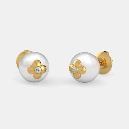 The Aana Stud Earrings
