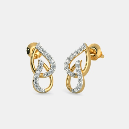 The Bow Stud Earrings