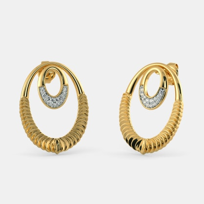The Levi Front Back Earrings