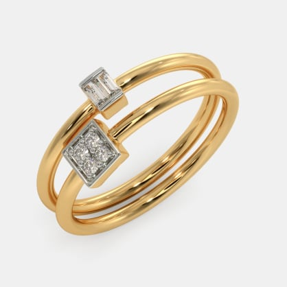 The Nicety Stackable Ring