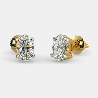 The Slender Exotica Earrings Mount