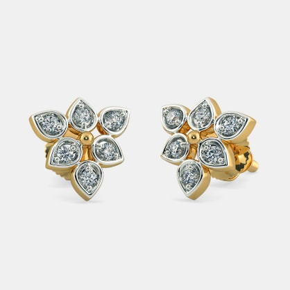 The Zymal Stud Earrings