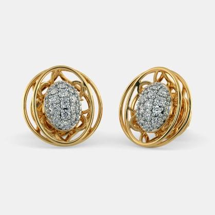 The Mika Jacket Earrings
