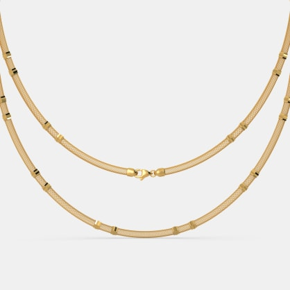 The Aashali Gold Chain