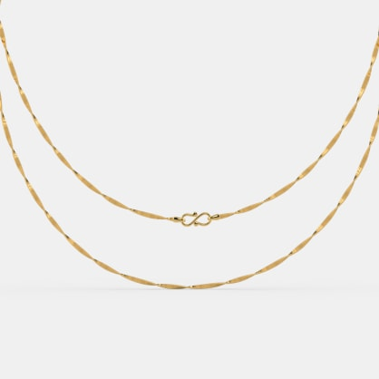 The Ajeeta Gold Chain