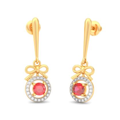 The Sabella Drop Earrings