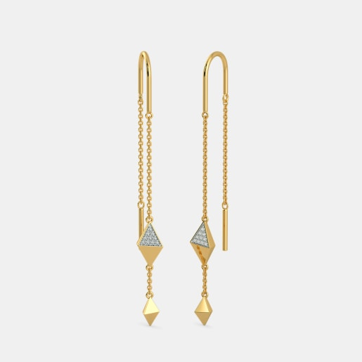 The Vitality Sui Dhaga Earrings