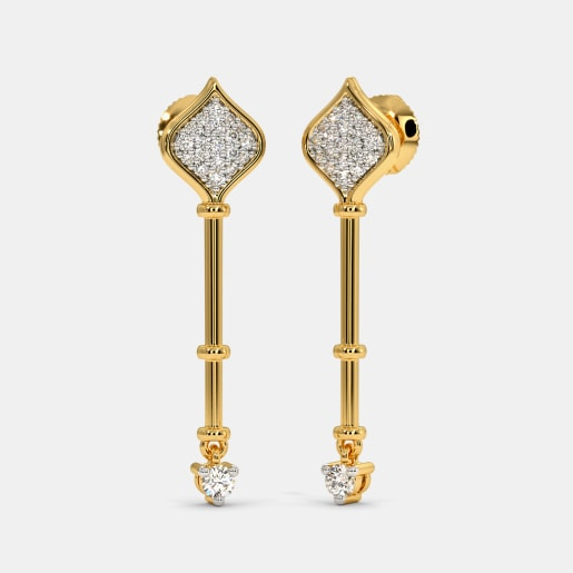 The Hadothi Drop Earrings