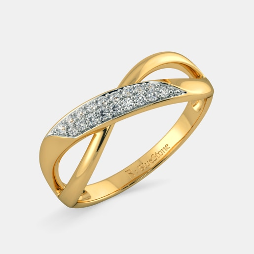 rings at bands ring band yellow kt wedding full com online stack buy gold
