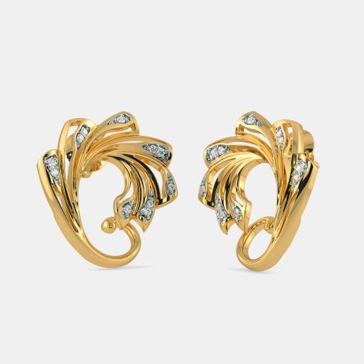 The Aarunya Hoop Earrings
