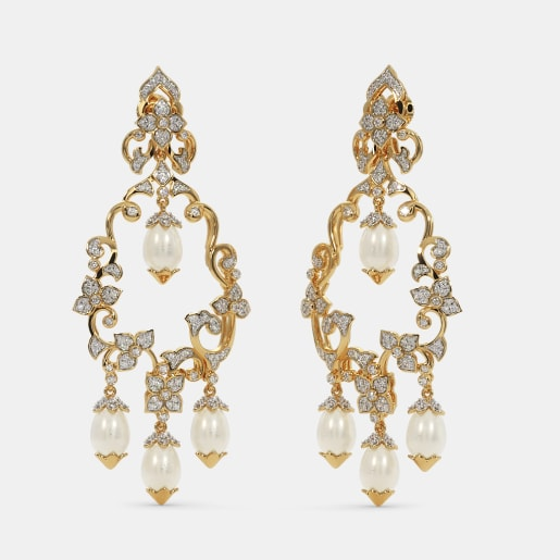 The Khushaas Chand Bali Earrings