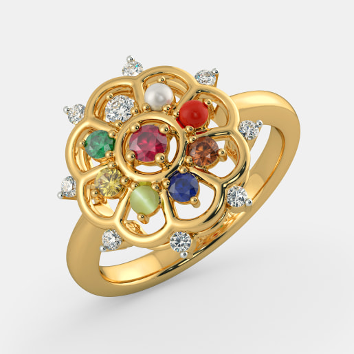 The Bhumi Suman Ring