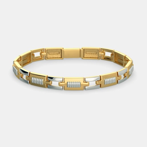 The Lined Up Bracelet