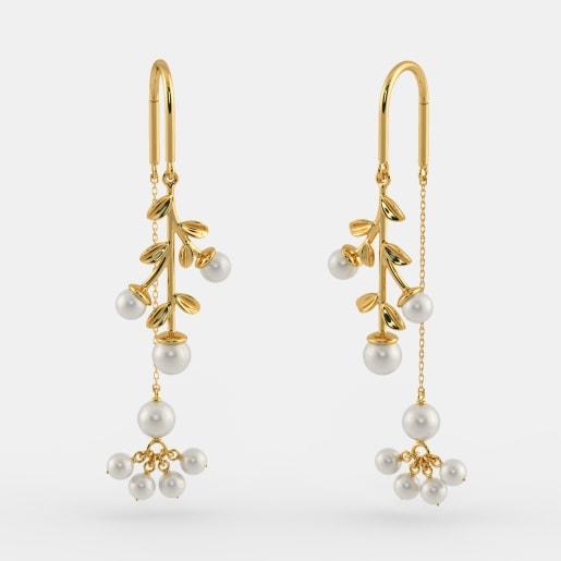 The Indu Sui Dhaga Earrings