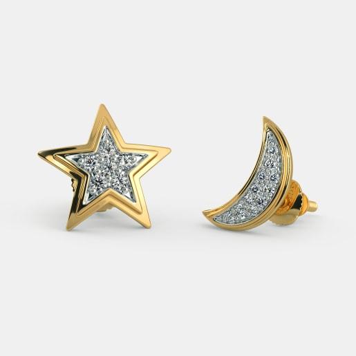 The Horizon MisMatch Earrings