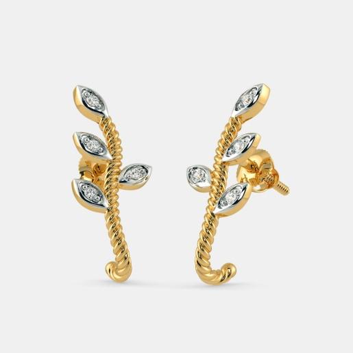 The Elizabeth Hoop Earrings