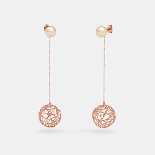 The Megan Drop Earrings