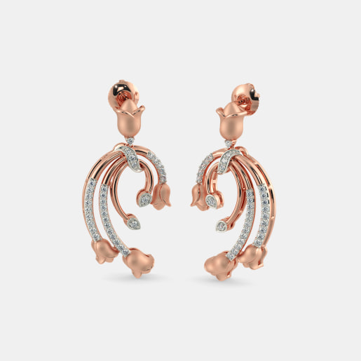 The Audrina Drop Earrings