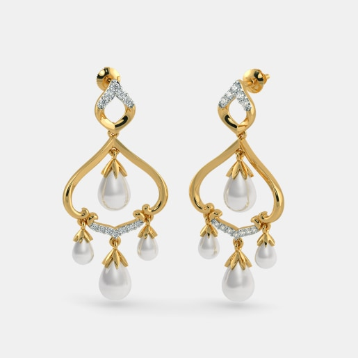 The Sarina Drop Earrings