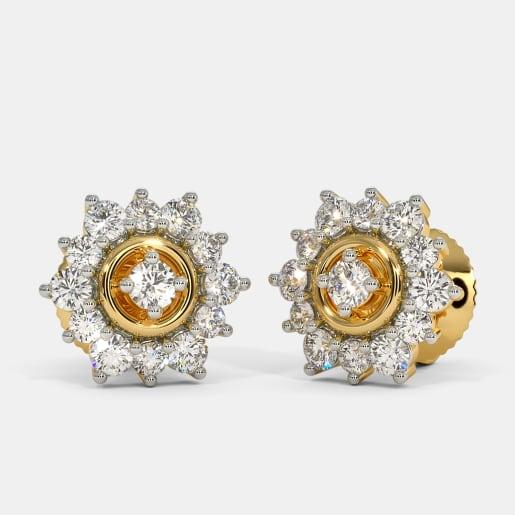 The Berunetta Stud Earrings