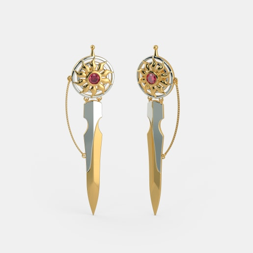 The Fatal Femme Earrings