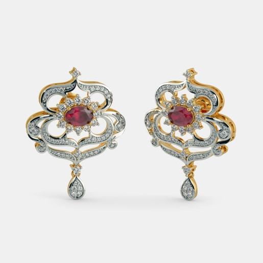 The Somalakshmi Earrings