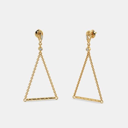 The Zweig Drop Earrings