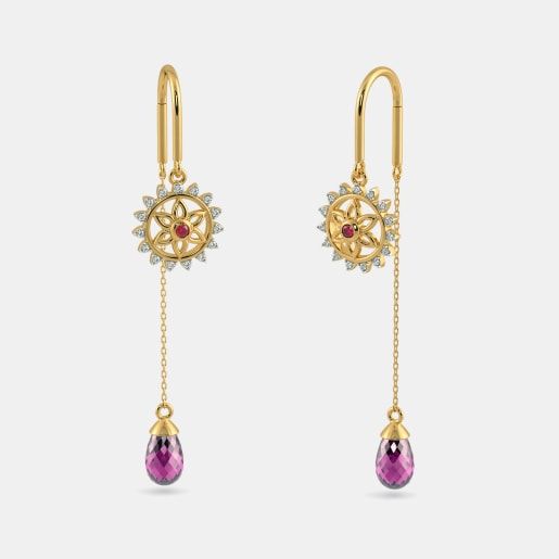 The Yashvi Sui Dhaga Earrings