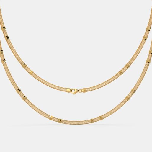 The Aashali Gold Chain