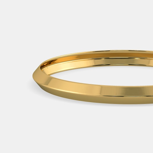 Buy Men S Gold Bangle Designs Online In India 2018