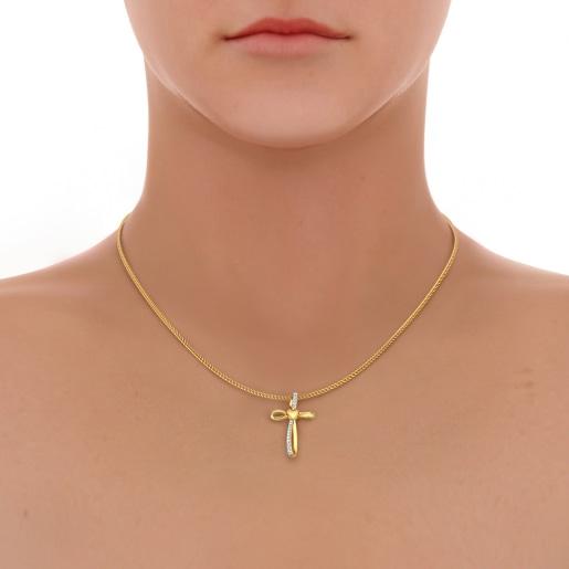 The Avery Cross Pendant