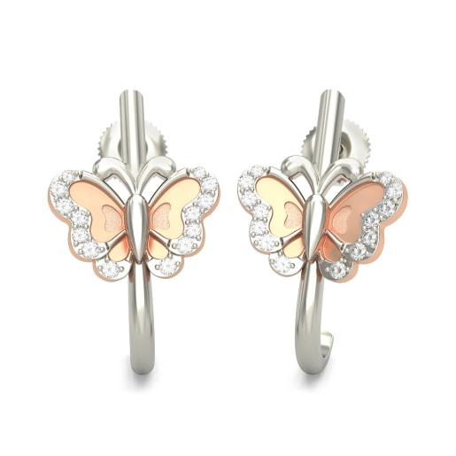The Katie Butterfly Earrings
