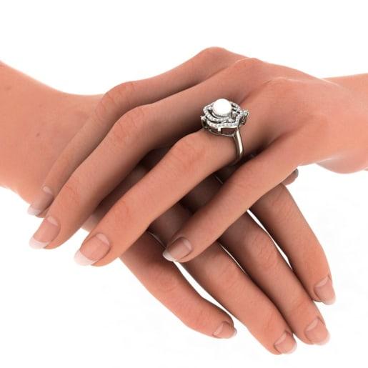 The Forever Rose Ring