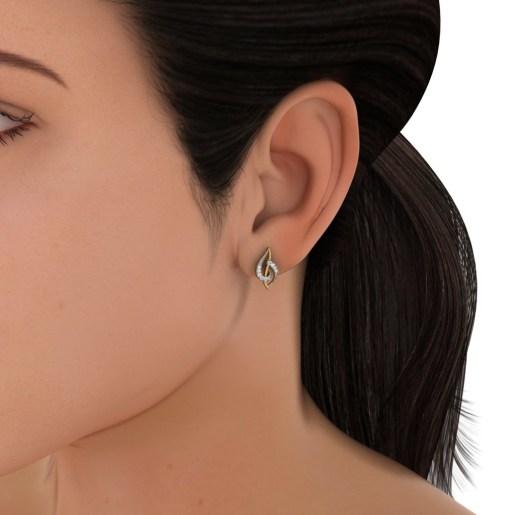 The Cadenza Earrings